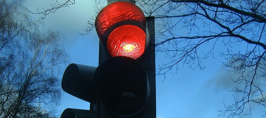 Semaforo rosso: non sempre bisogna pagare!